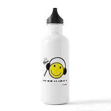 Morse Code - Smile Water Bottle