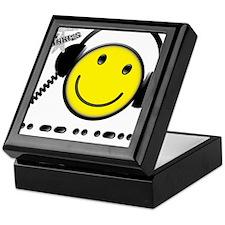 Morse Code - Smile Keepsake Box