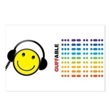 Morse Code - SMILE Postcards (Package of 8)