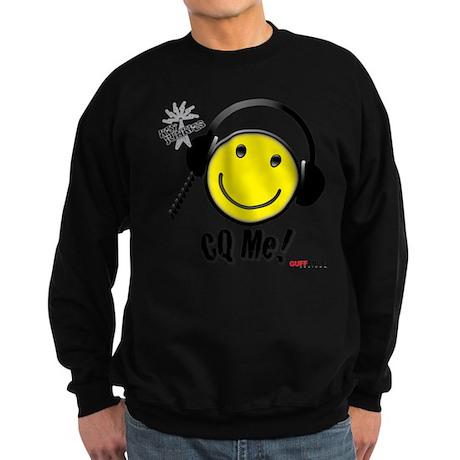 Ham CQ Me! Sweatshirt (dark)