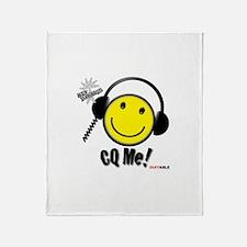 Ham CQ Me! Throw Blanket