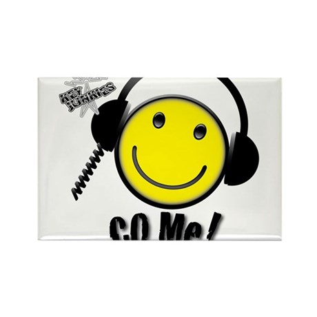 Ham CQ Me! Rectangle Magnet (10 pack)