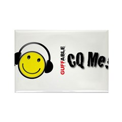 CQ Me! Rectangle Magnet (10 pack)