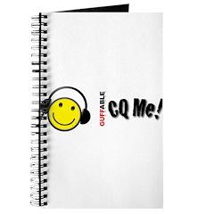 CQ Me! Journal