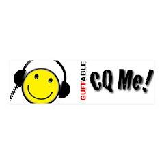 CQ Me! 42x14 Wall Peel