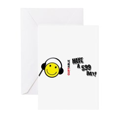 Have a 599 Day! Greeting Cards (Pk of 20)