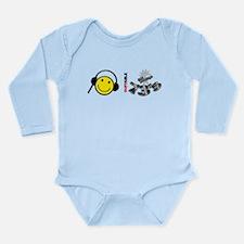 73's Long Sleeve Infant Bodysuit