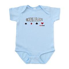 Flop Cuss Infant Bodysuit