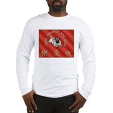 Year Of The Pug Long Sleeve T-Shirt