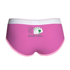 If you can't beat this... Women's Boy Brief
