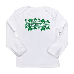 O'Buymeabeer Long Sleeve Infant T-Shirt