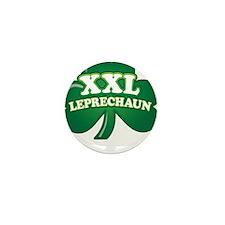 XXL Leprechaun Mini Button (10 pack)