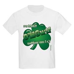 OMGwtfStPsday T-Shirt