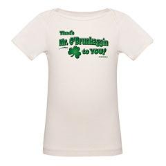 St Patrick's Day t-shirt, Mr Tee