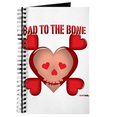 Valenskull is Bad to the Bone Journal