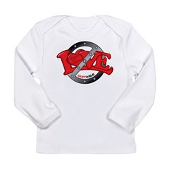Single by Choice Long Sleeve Infant T-Shirt