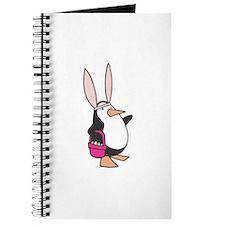 Easter Bunny Penguin Journal