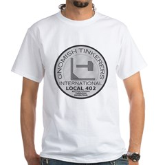 Gnomish Tinkerers Union Shirt