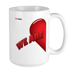 RIGHT SIDE - valentine's day Mug