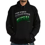 This whole bailout thing $UCK Hoodie (dark)