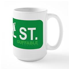 Greedy St. Mug