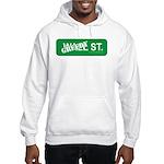 Greedy St. Hooded Sweatshirt