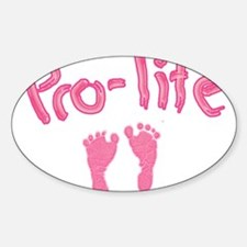 Pro Life _1 Decal