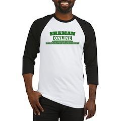 Shaman Online Baseball Jersey