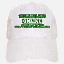 Shaman Online Baseball Baseball Cap