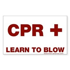 CPR + Rectangle Decal