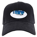 On Fire for the Lord 2 blue Black Cap