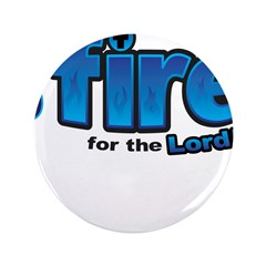 On Fire for the Lord 2 blue 3.5