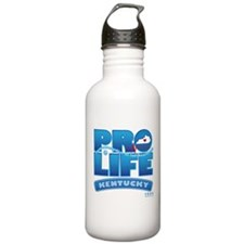 Pro-Life, from conception to Water Bottle