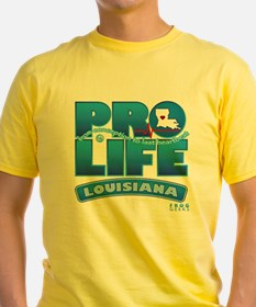 Pro-Life, from conception to T