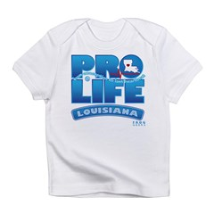 Pro-Life, from conception to Infant T-Shirt