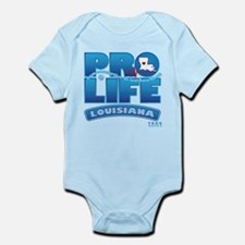 Pro-Life, from conception to Infant Bodysuit