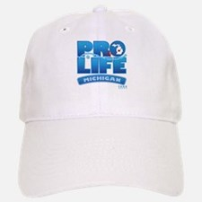 Pro-Life, from conception to Baseball Baseball Cap