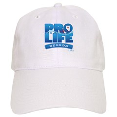 Pro-Life, from conception to Baseball Cap