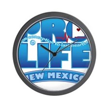 Pro-Life, from conception to Wall Clock