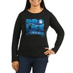Pro-Life, from conception to Women's Long Sleeve D