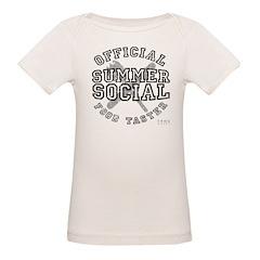 OFFICIAL SUMMER SOCIAL FOOD T Tee