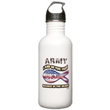Army Family Water Bottle
