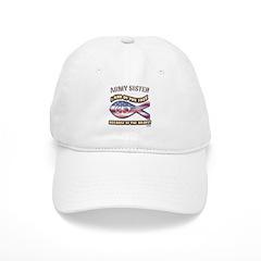 Army Sister Baseball Cap