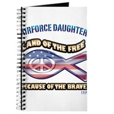 Airforce Daughter Journal