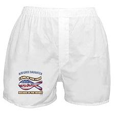 Airforce Daughter Boxer Shorts