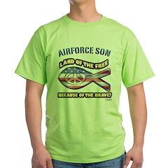 Airforce Son T-Shirt