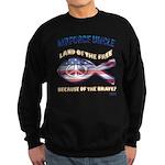 Airforce Uncle Sweatshirt (dark)