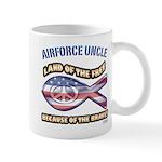 Airforce Uncle Mug