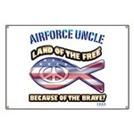 Airforce Uncle Banner