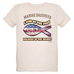 Marine Daughter Organic Kids T-Shirt